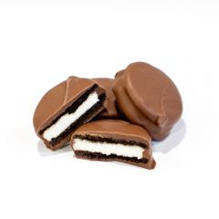 Milk Chocolate-Covered Oreo® Cookies