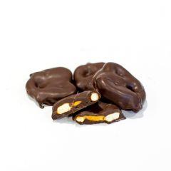 Dark Chocolate-Covered Pretzels