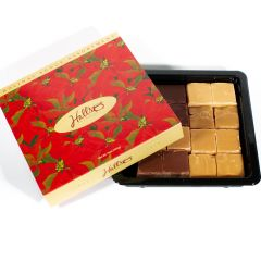 Merry Christmas Assorted Fudge Gift Box