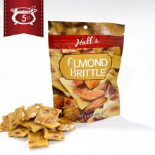 Almond Brittle Snack Bags (5 count)