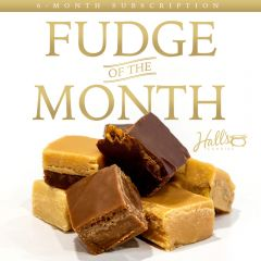 Fudge of the Month Club - 6 Month