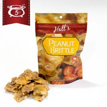 Peanut Brittle Snack Bags (5 count)